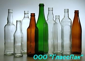 Продажа стеклотара, стеклянные бутылки