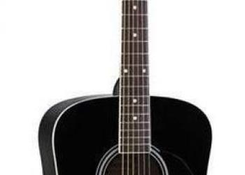 Эстрадная гитара Martinez W-11BK Дредноут в идеале