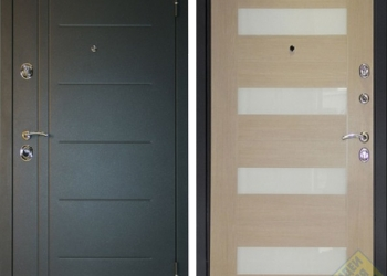 Двери Металлические и деревянные