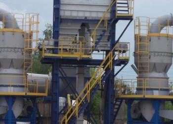 Оборудования для производства минерального порошка и крошки