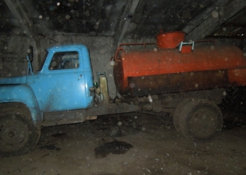 Бензвоз на базе газ-53