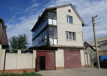 Продам недорого 3-х этажный дом