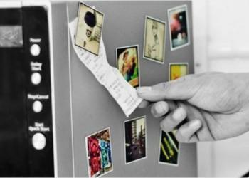 Магнит на холодильник и не только...