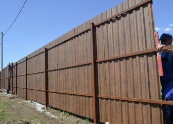 Забор любой сложности.