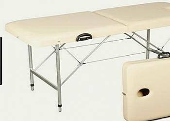 Массажный стол с регулировкой высоты