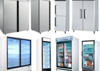 Холодильные, морозильные шкафы и витрины