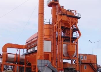 АБЗ E-MAK EAP 124 (асфальтобетонный завод)