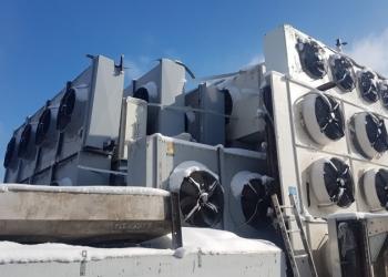 Конденсаторы бу В наличии Холодильное оборудование