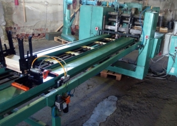 оборудование для производства деревянных ящиков из шпона