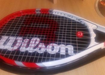 Ракетка для большого тенниса. Wilson Federer