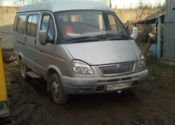 Продается ГАЗ-32213 (Газель-автобус), 2007 г.в.