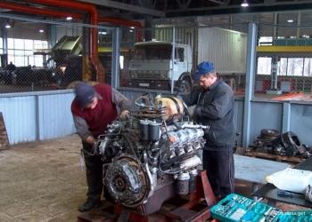 Ремонт двигателей (ДВС)