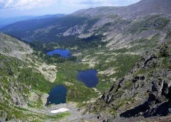 Чемал.поездка на Каракольские озера,озеро Манас.