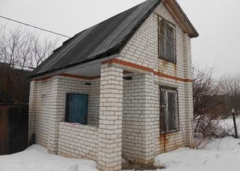Продаю дачный участок с двухэтажным домиком