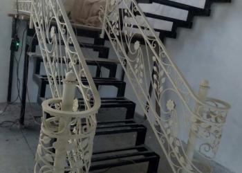 Изготовление металлоконструкций , лестницы перила .