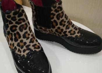 Ботинки Италия Alberto Gozzi