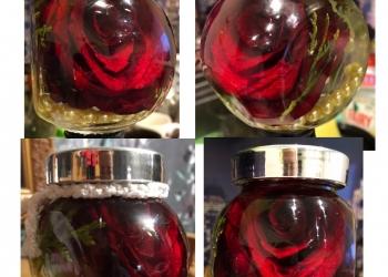 Стабилизированные цветы в глицерине