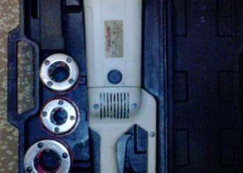 Электрический резьбонарезной клупп Super-EGO