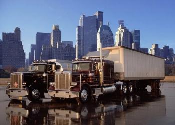 Ремонт американских и европейских грузовиков