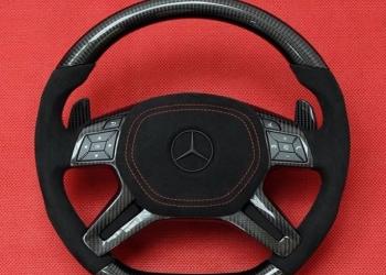 Тюнинг (изготовление) руля (рулевого колеса)