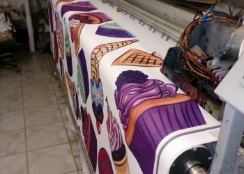 Комплекс для печати по натуральным тканям