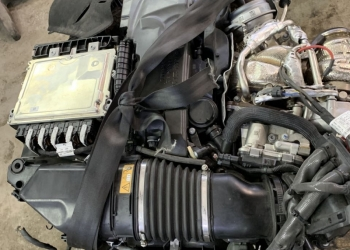 656 двс мотор Мерседес W222 2.9D наличие