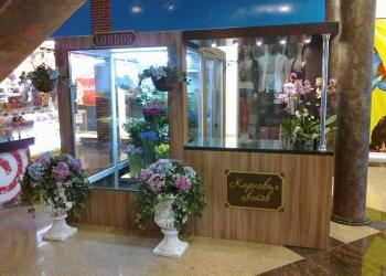 Продается торговое оборудование цветочный островок