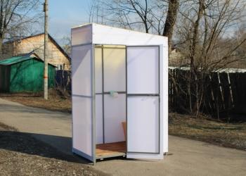 Туалет Дилпи для дачи
