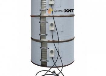 Полиуретановый высокотемпературный  нагреватель для  мягкого разогрева сырья