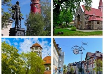 Экскурсия 3 города за 1 день. Балтийск, Янтарный, Светлогорск.