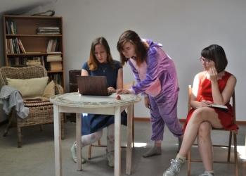 Курсы актерского мастерства для подростков. Летний набор