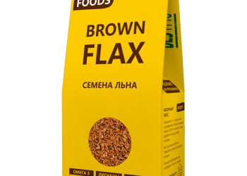 Семена льна (Brown Flax seeds)