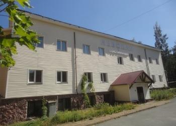 Отдельно стоящее нежилое здание