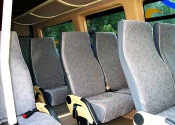 Заказ микроавтобуса 17 мест