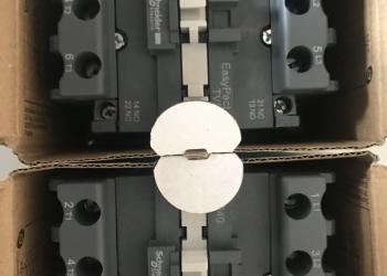Продам Контактор 40А 3P катушка 220В AC 50Гц, серия TeSys E