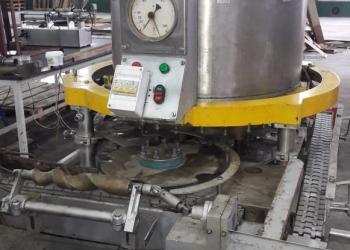 Дозировочно Наполнительный автомат ДН3-1-125 (б/у) для розлива густых масc.
