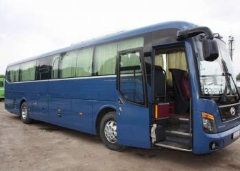 Аренда автобуса с водителем Хендай