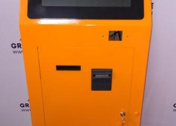 Терминал оплаты с mvu и ppu 700