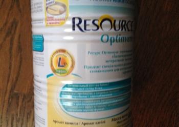 Продам Resource Optimum продукт диетического питания