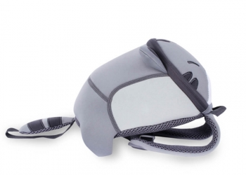 "3D рюкзак ""Серый котик"",  магазин Childelune"