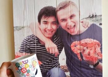 Картины на дереве по фото в Ростове-на-Дону