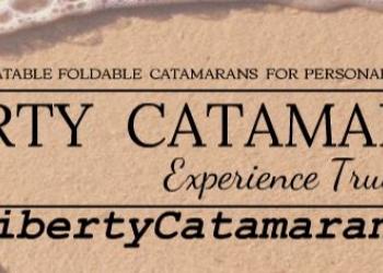КАТАМАРАНЫ Affordable Inflatable Foldable Catmaran. Sea & River
