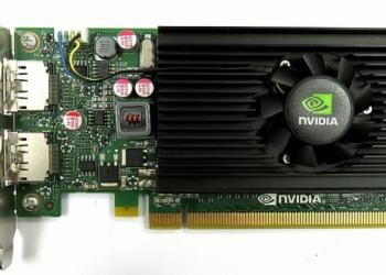 Видеокарта Quadro NVS 310 PCI-E 1024Mb 64 bit