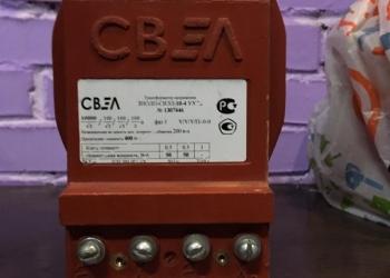 Трансформатор напряжения ЗНОЛП-СВЭЛ-10-4 УХЛ2