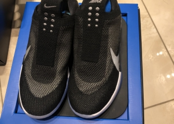 Кроссовки NIKE Adapt BB self Lacing( автошнуровка)