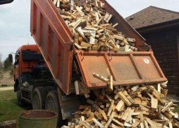 Колотые дрова в розницу и оптом с доставкой
