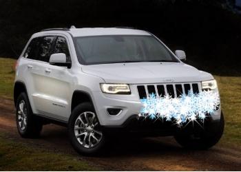 Jeep Grand Cherokee, 2016
