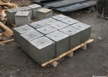 Фундаментный блок для дачи и бани