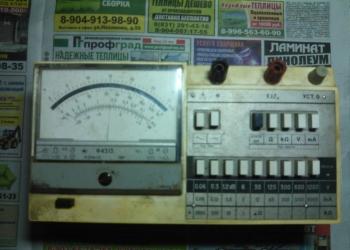 Комбинированный прибор для измерения напряжения Ф4313