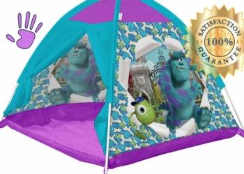 """Детская палатка """"Монстры"""",  магазин Childelune"""